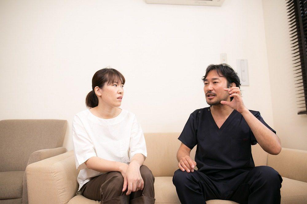 オーダーメイド治療を提供するためのカウンセリング